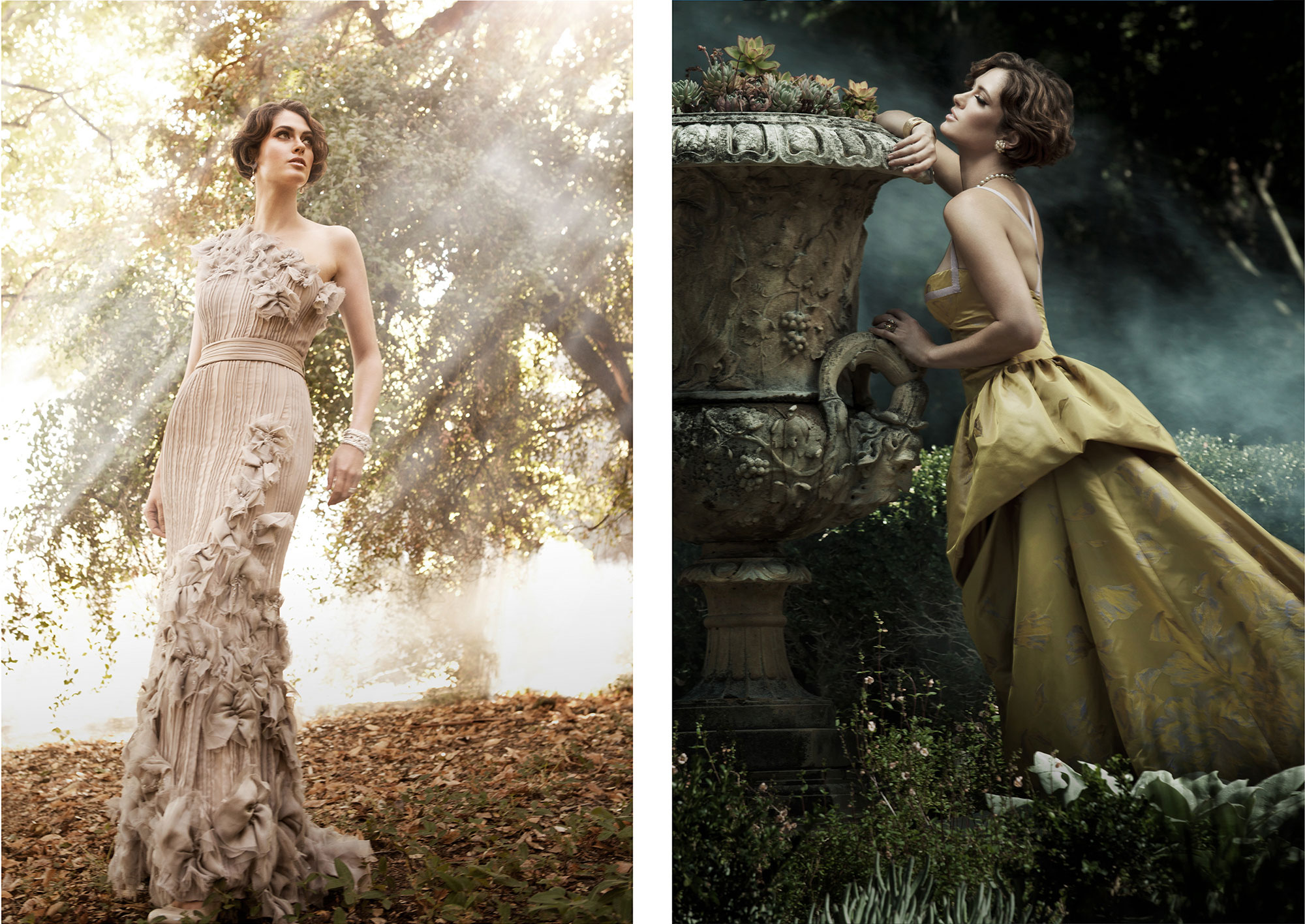 Chad Riley Fashion Photography - Gowns 1